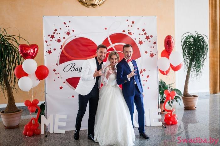 Ведущий Сергей Лапковский - Свадьбы - фото 67