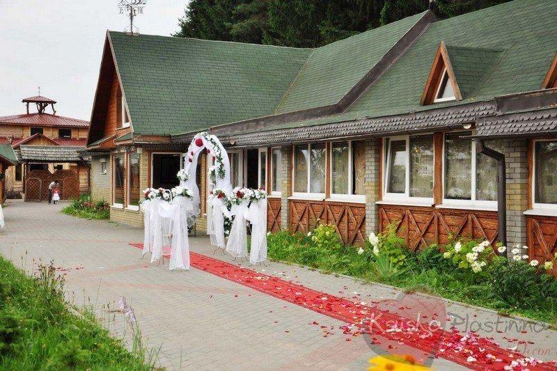 Кафе Бронгал - Свадьба - фото 11