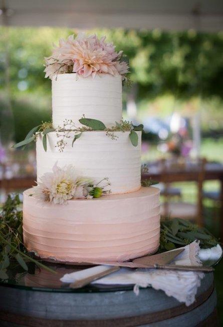 Торты на заказ Домашние торты от Марты Липинской - Свадебные торты - фото 3