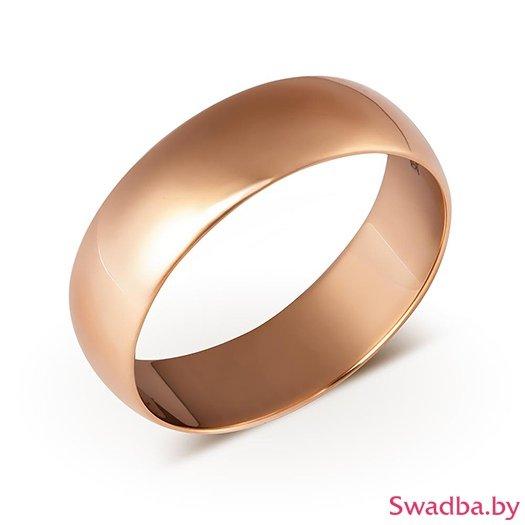 """Салон обручальных колец """"Свадьба"""" - Обручальные кольца без вставок - фото 15"""