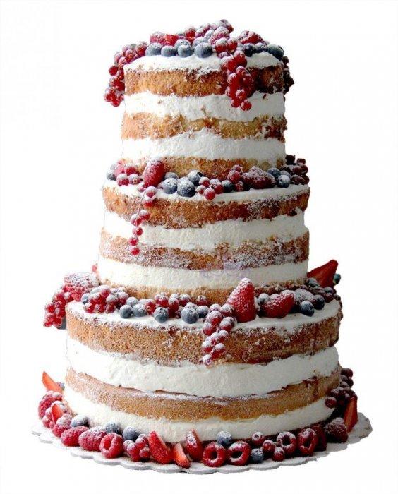 Торты на заказ Домашние торты от Марты Липинской - Свадебные торты - фото 13