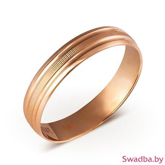 """Салон обручальных колец """"Свадьба"""" - Обручальные кольца без вставок - фото 31"""