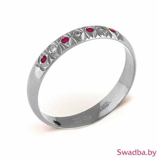 """Салон обручальных колец """"Свадьба"""" - Обручальные кольца с бриллиантами - фото 60"""