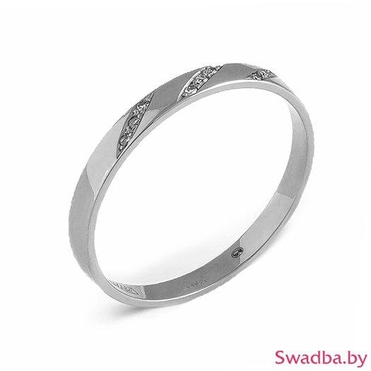 """Салон обручальных колец """"Свадьба"""" - Обручальные кольца с бриллиантами - фото 75"""