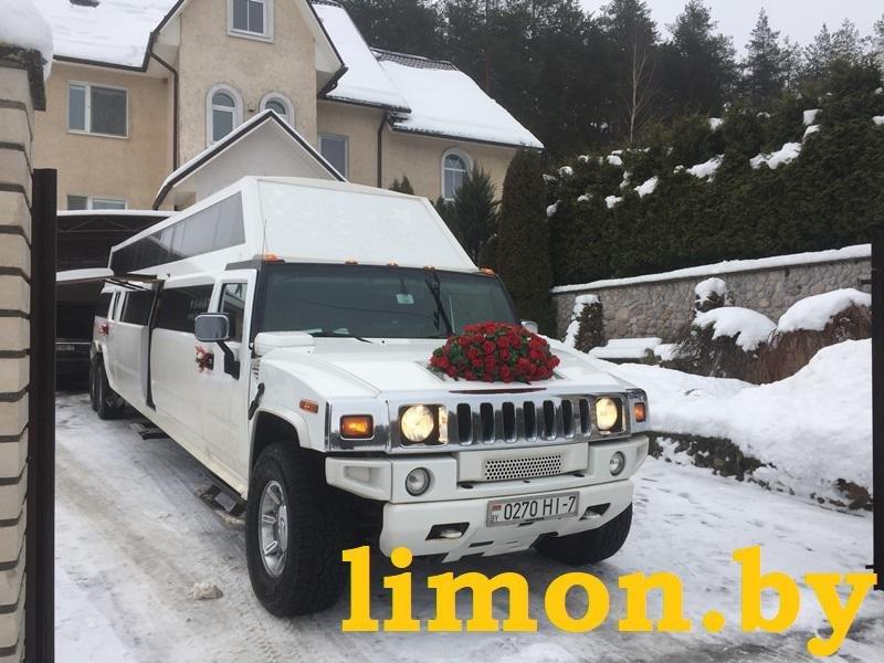 Прокат автомобилей  «ЛИМУЗИН - МИНСК» - Лимузины - фото 4