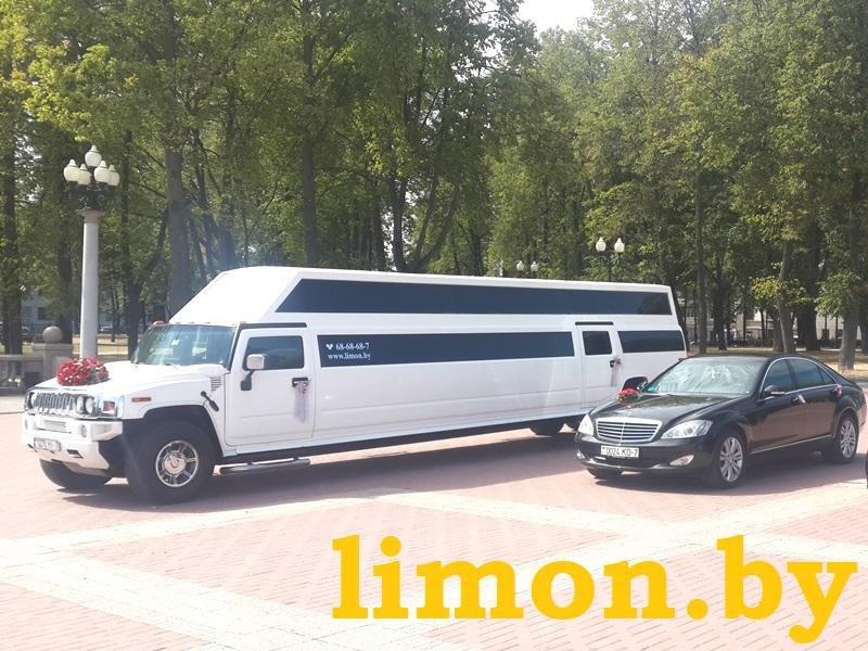 Прокат автомобилей  «ЛИМУЗИН - МИНСК» - Представительский класс - фото 33