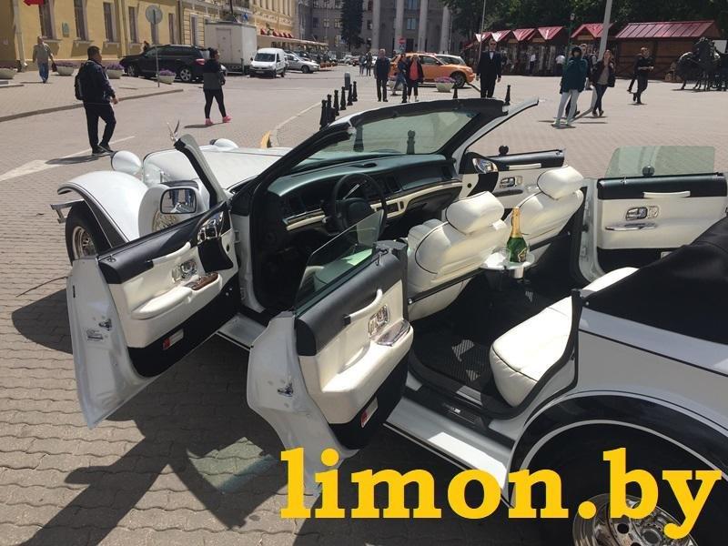 Прокат автомобилей  «ЛИМУЗИН - МИНСК» - Эксклюзив - фото 32