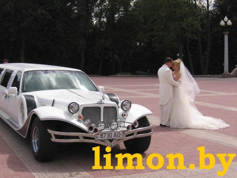 Прокат автомобилей  «ЛИМУЗИН - МИНСК» - Эксклюзив - фото 45