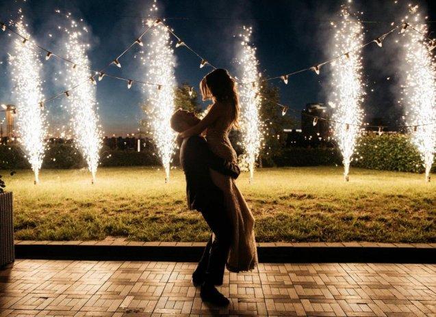 Какая свадьба у вас будет в Wood&Fire?