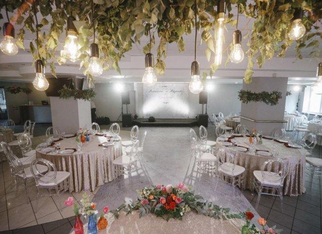 Кафе «Ребус»: закажи банкет получи организацию свадьбы в подарок!