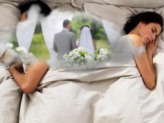 ef9ab77b95f К чему снится подготовка к свадьбе – что значит видеть свадьбу во ...